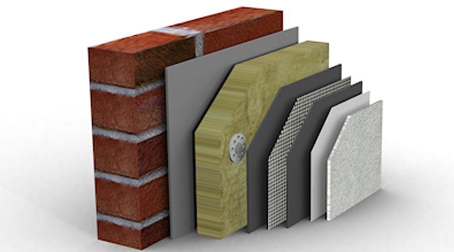 Фасадная изоляция «Вебер»— новое слово втепловой извуковой защите зданий