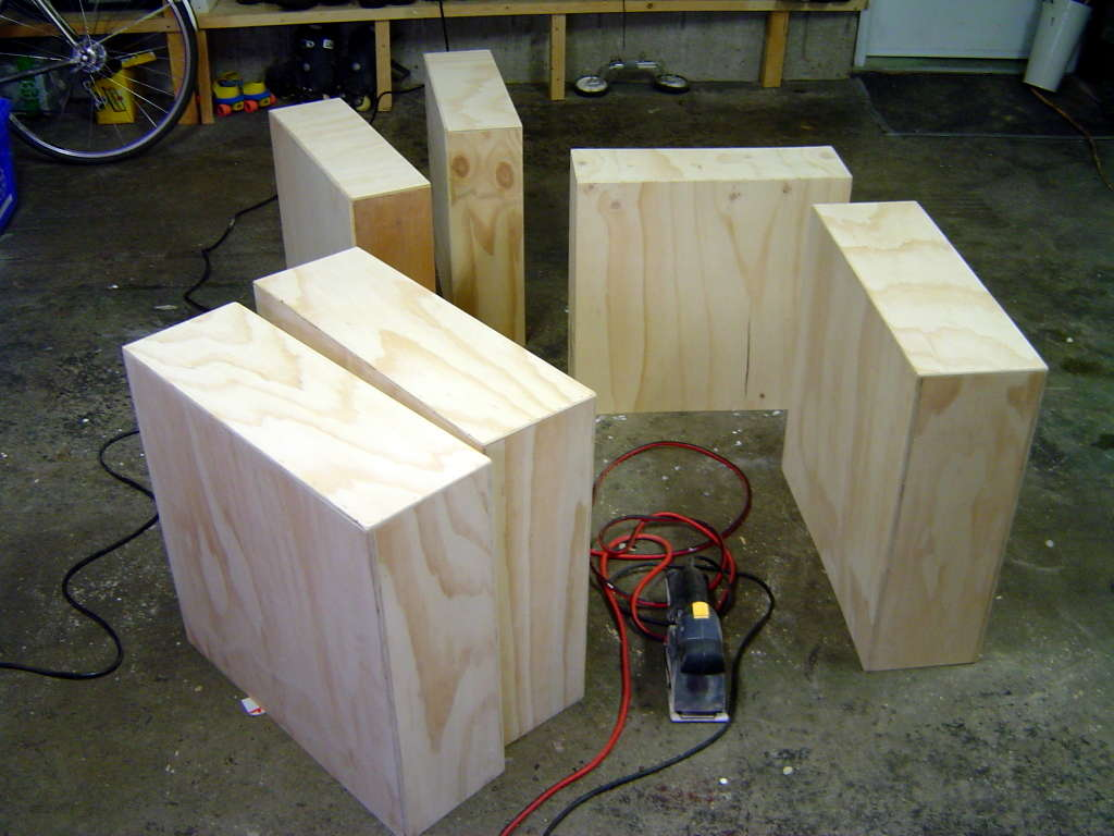Ящики для комода