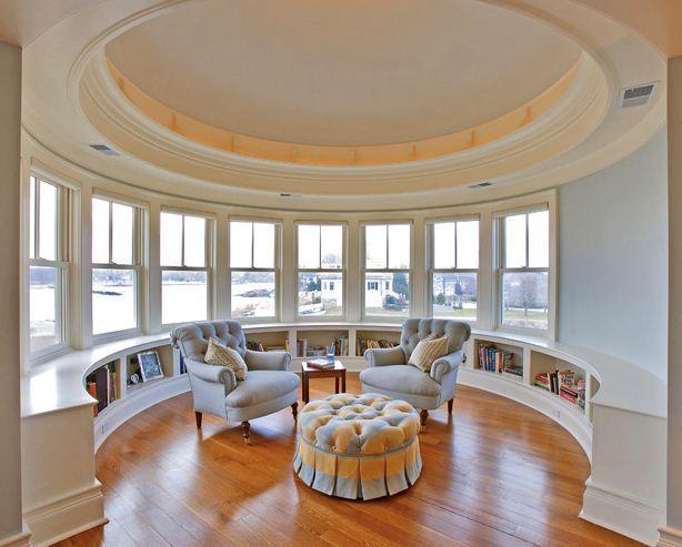 Идеи оформления потолка вквартире