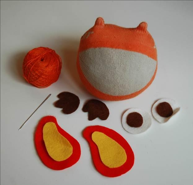 Заготовки для мягкой игрушки