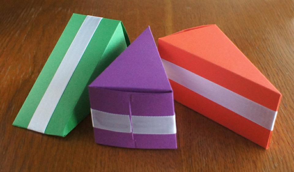Декор коробочек