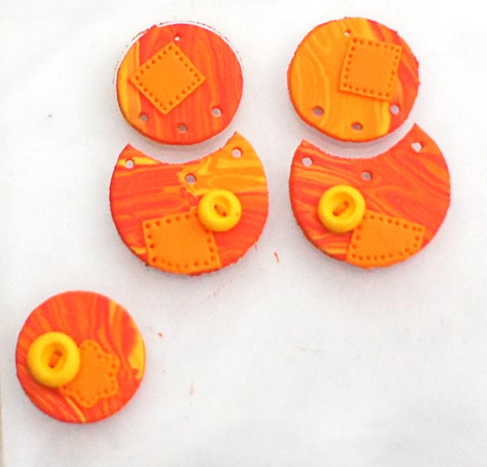 Заготовки для сережек