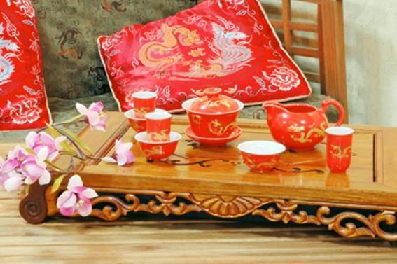 Китайская посуда