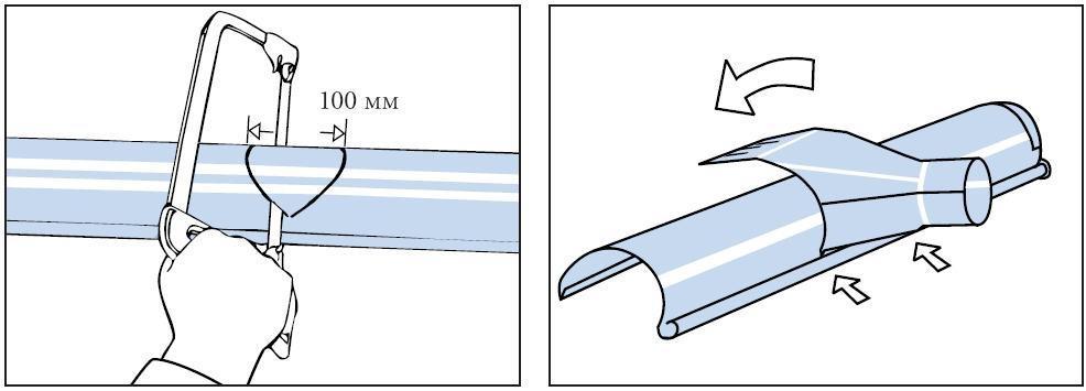 Как изготовить воронку для водостока своими руками