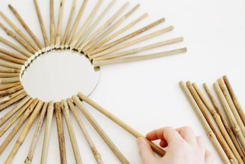 Зеркало своими руками