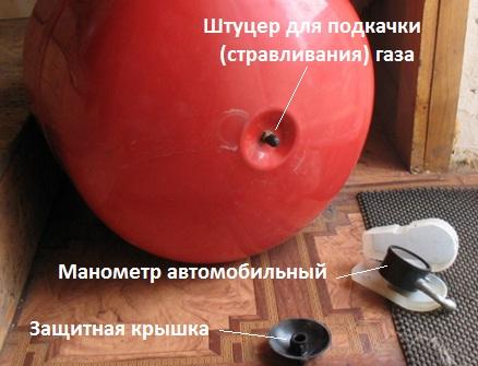 Регулировка системы отопления частного дома