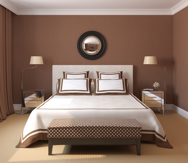 for Decoration chambres a coucher adultes