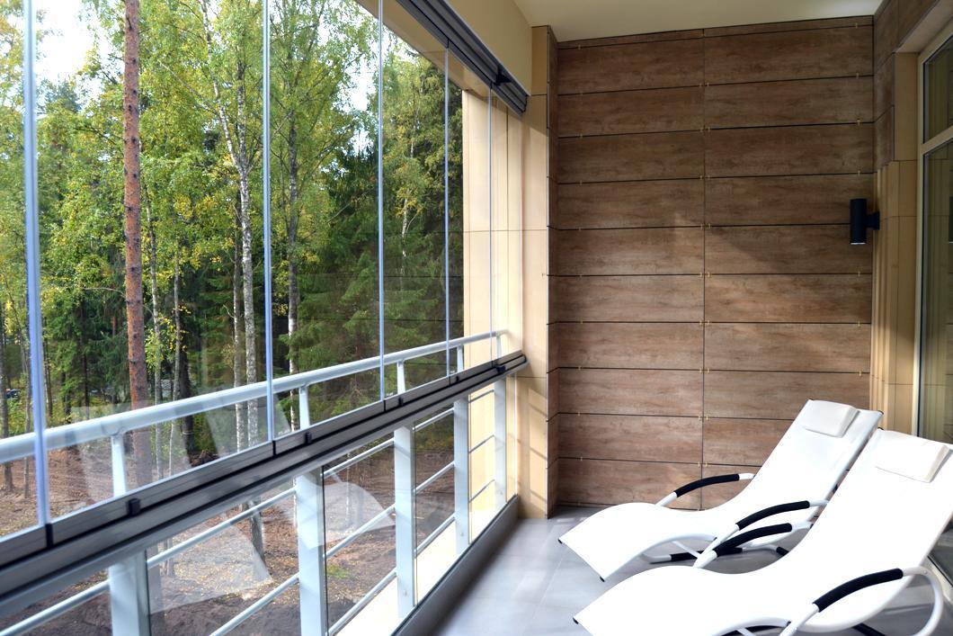 Приживетсяли «финский балкон» вРоссии?