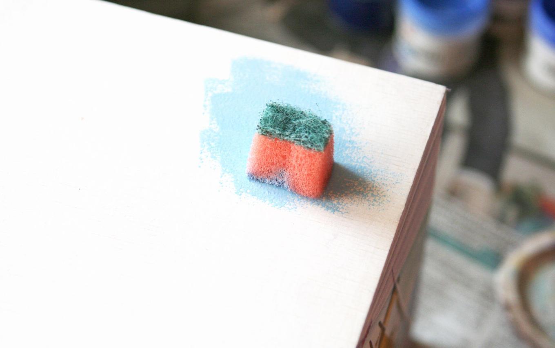 Спонж для краски