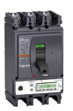 Новые выключатели Compact NSX DCна токи 400-1200А