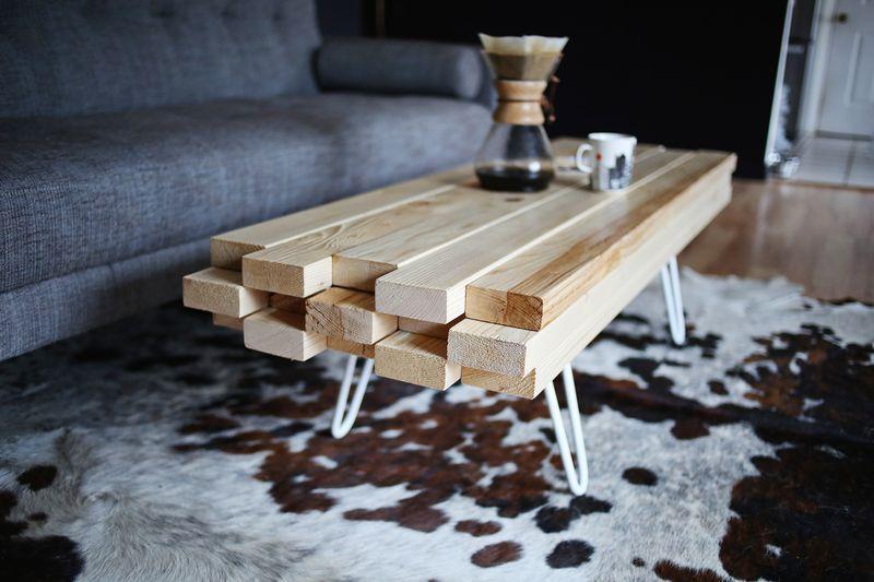Столики журнальные деревянные фото своими руками
