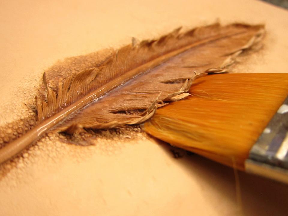 Обработка кожи