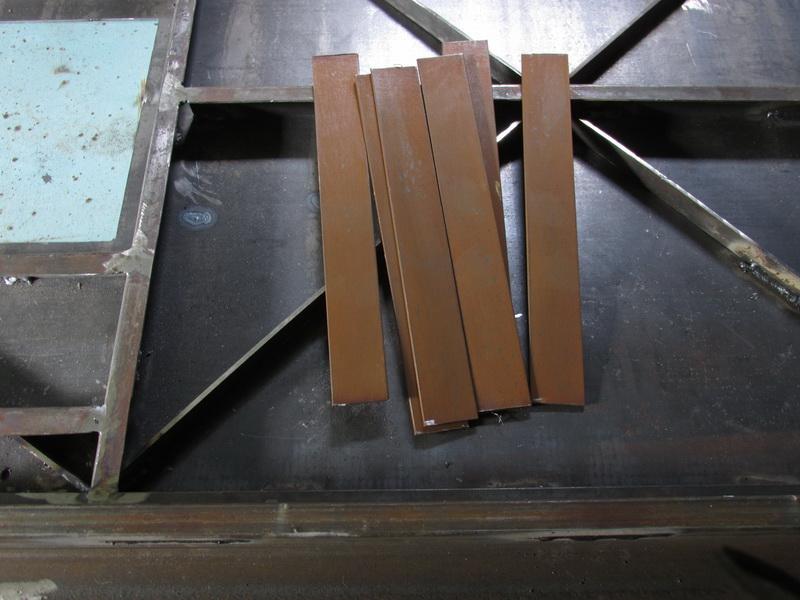 Детали двери