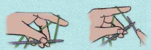 Как собирать петли