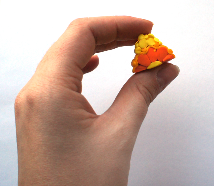 Полимерная глина приемы