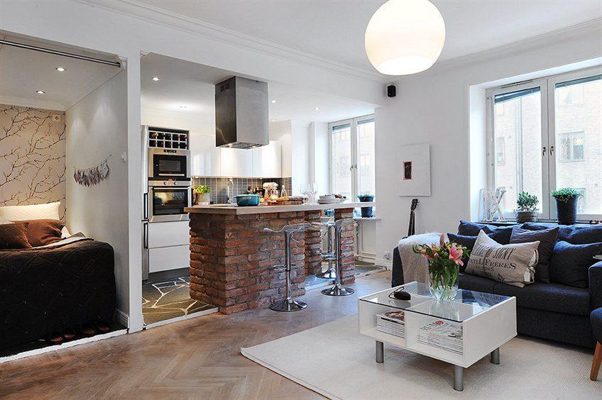 Как правильно выполнить зонирование квартиры