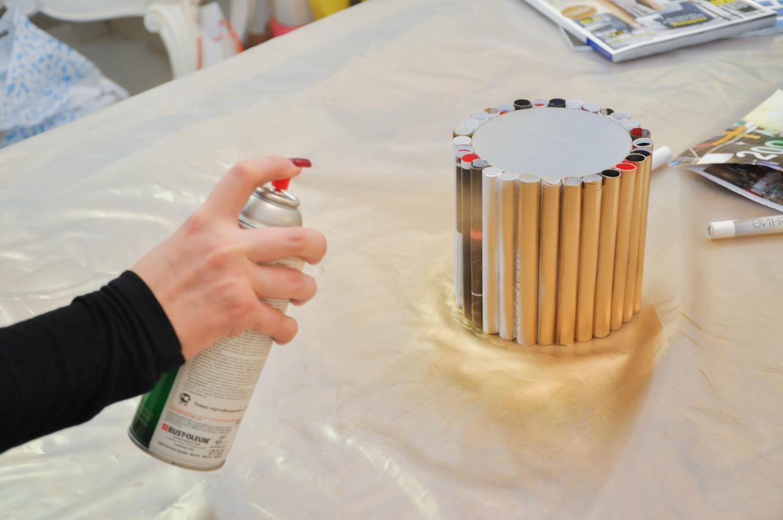 Изготовление кашпо