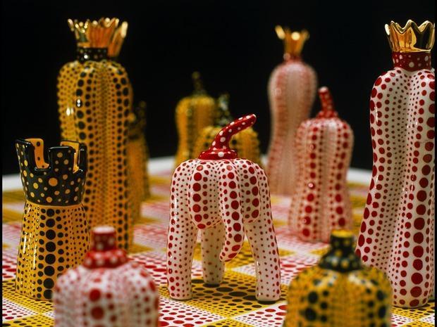 Стильные шахматы