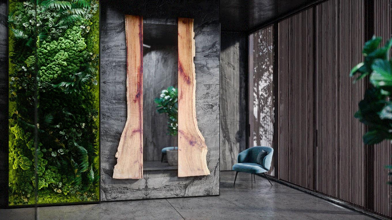 Мебель в стиле лоф