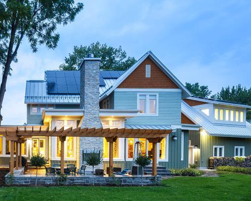 Красивые фасады. Несколько идей для вдохновения