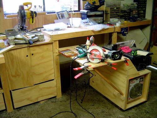 Инструменты для комода