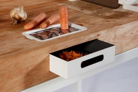 Дизайнерская мини-кухня