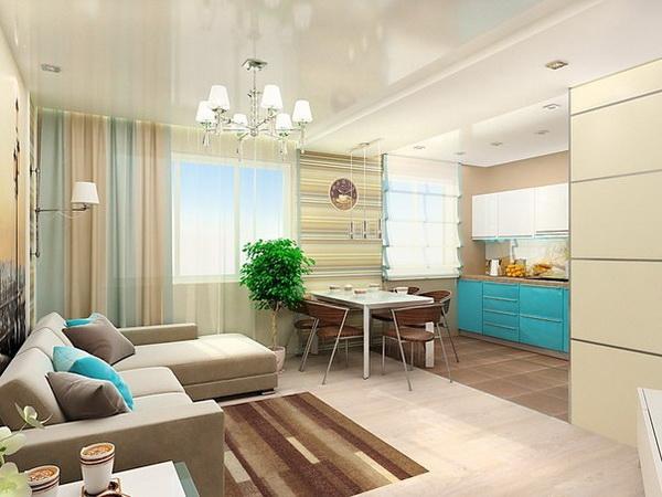 «Высасываем изпальца» пространство или раздолье вмаленькой квартире
