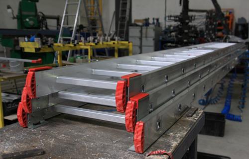 Профессиональные лестницы из металла «Новая высота»: забота о главном