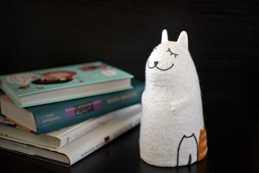 Светильник кот