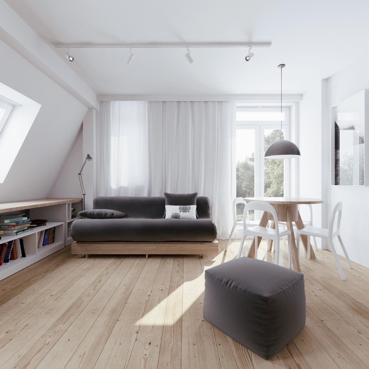 Жизнь под крышей: как обустроить мансарду? Советы дизайнера