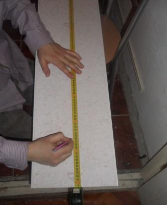 Направляющие для пластиковых панелей
