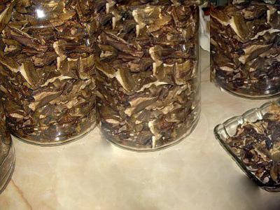 сушеные лисички от паразитов форум
