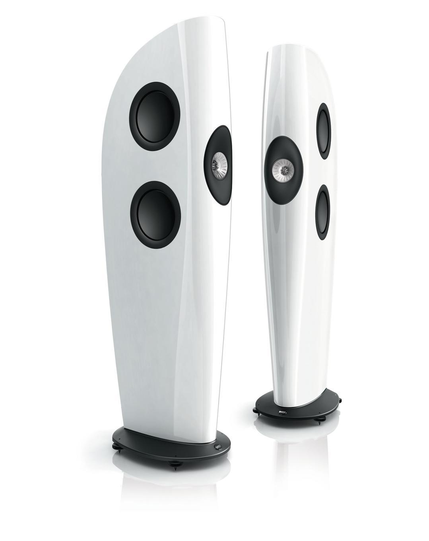 Белая акустика