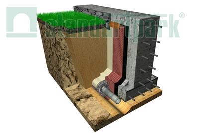 Защита фундамента отгрунтовых вод: компания Стандартпарк представила ряд рекомендаций