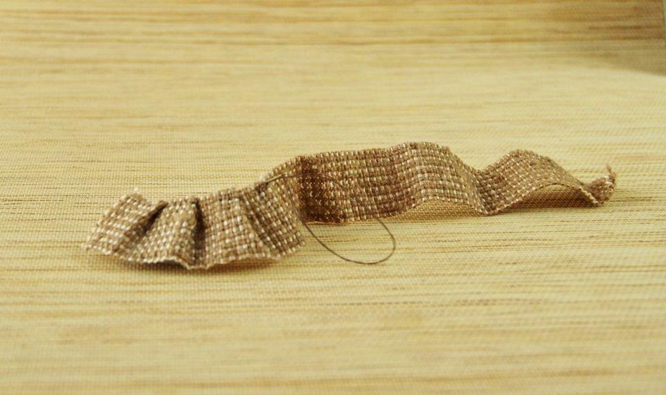 Складки ткани