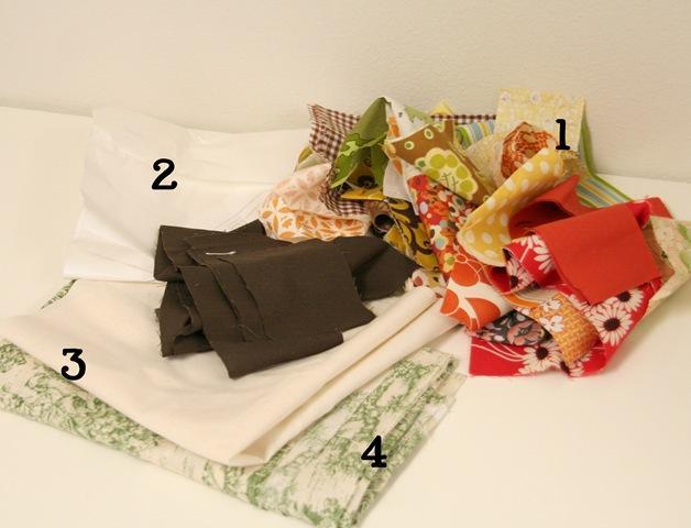 как украсить подушку