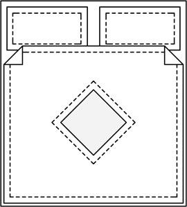 Как сшить детски пастельный набор