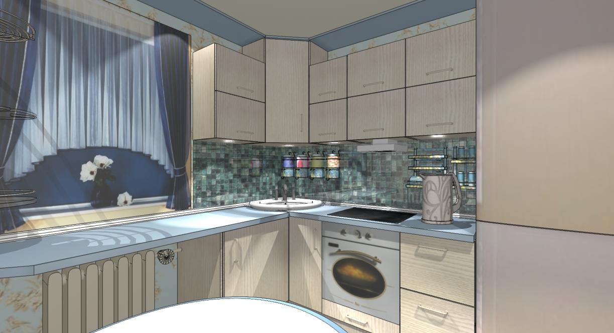 кухонный гарнитур угловые