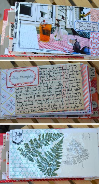Красивые дневники