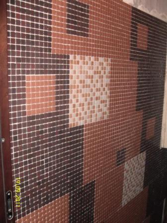 Технология укладки мозаики