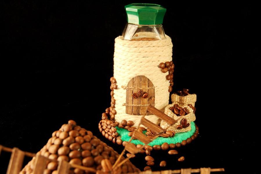 Коробочка для кофе