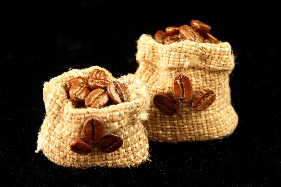 Мешки с зернами