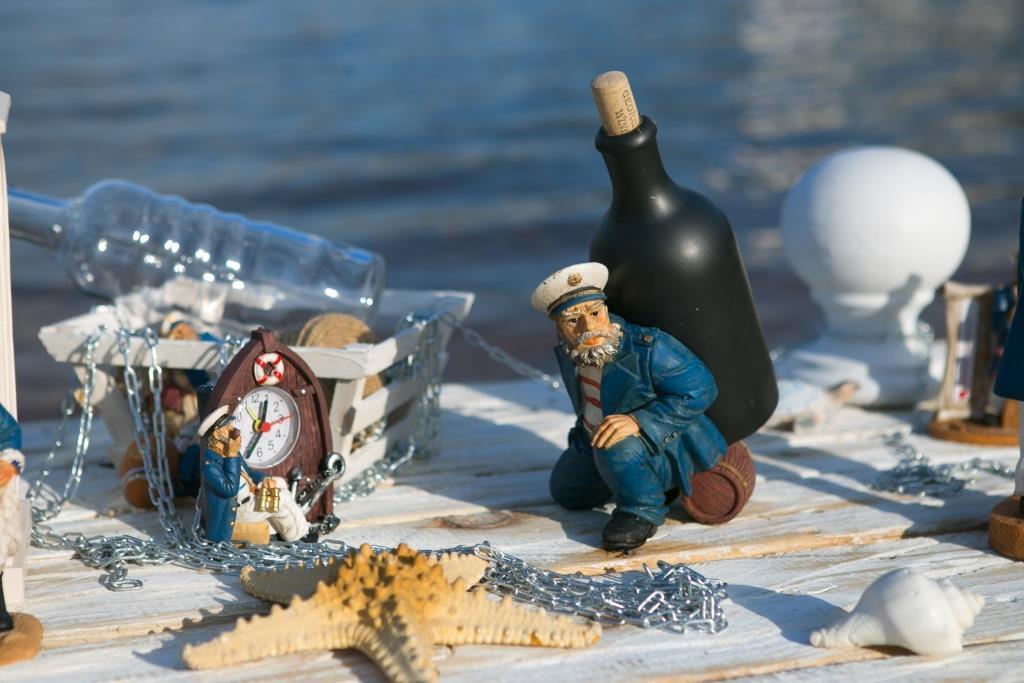 Моряк с бутылкой