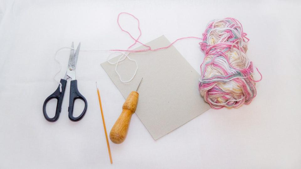 Материалы для ткачества