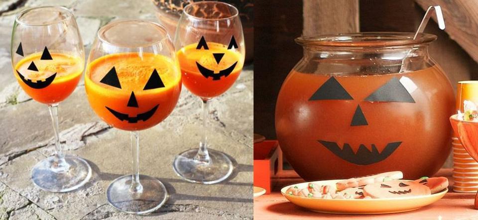 Угощения на Хеллоуин