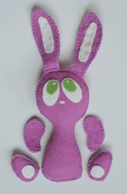 Кролик своими руками