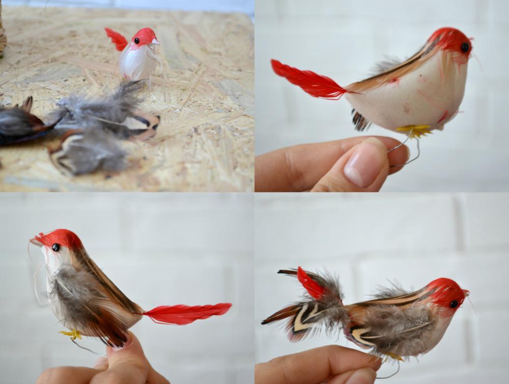 Красная пташка