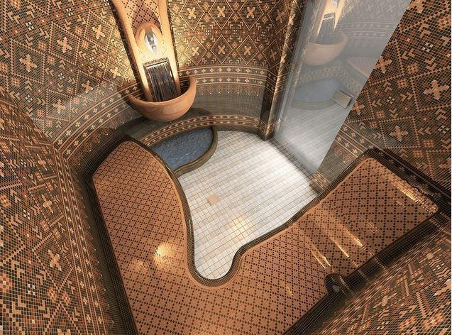Тепло ипольза: сауна или хамам вгородской квартире