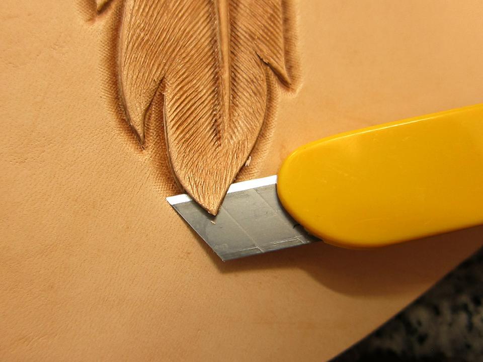 Скальпельный нож