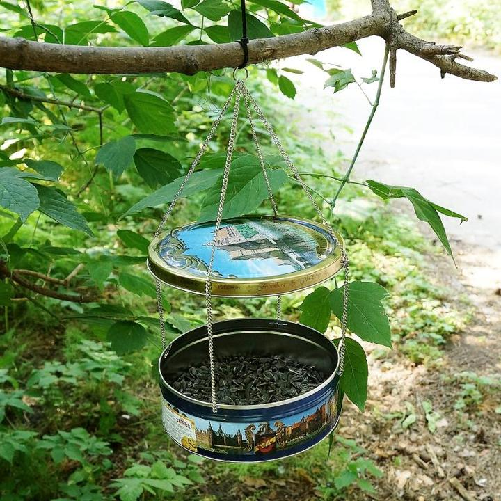 как сделать кормушку для прикормки рыбы летом